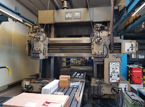 WMW Heckert HZ 1250x4000 Planing Machine