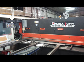 Amada GPN630 P91001112