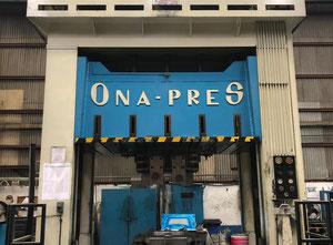 Pressa idraulica Ona-Pres EMD-63-3-K
