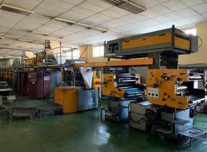 Roto printing machine SOLNA C22C