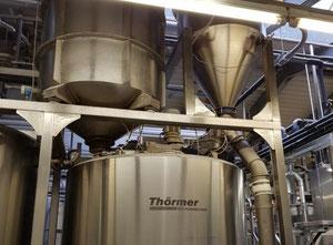 Thoermer tanky na silo