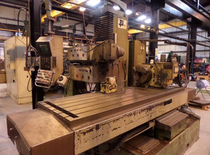 FIL FA200 cnc vertical milling machine