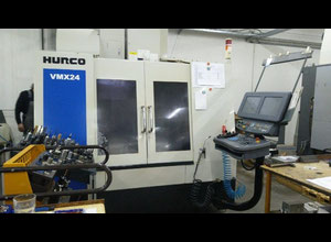 Hurco VMX 24 vertical milling machine