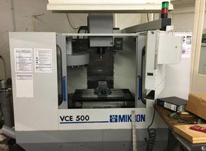 Mikron VCE 500 Machining center - vertical