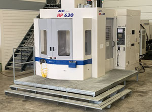 Centre d'usinage horizontal Doosan Daewoo ACE HP 630