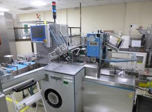Uhlmann C-100 horizontale Kartoniermaschine für Blisterstreifen