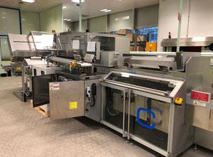 Uhlmann C2505 kontinuierlich arbeitende Kartoniermaschine