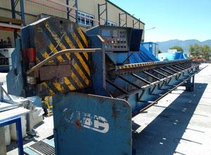Automatický řezací vozík na železné tyče Alba CMC25