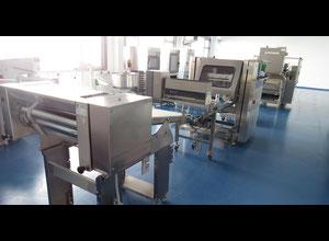 Frisch CTR croissant line Complete croissant production line