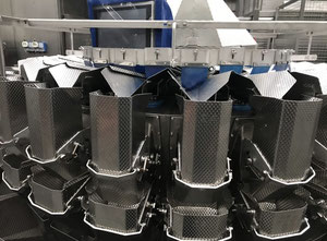 Yamato ADW-0-0624M Multihead weigher