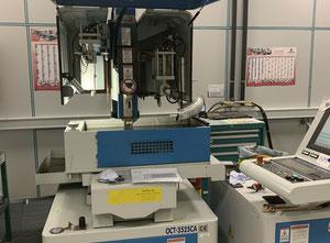 Huber 3525CA CNC EDM Automatic/ CNC turret drilling machine