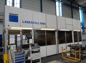 Trumpf Lasercell 1005 TLF 6000 turbo Laserschneidmaschine