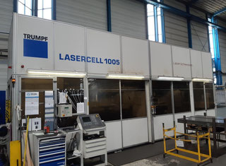 Trumpf Lasercell 1005 TLF 6000 turbo P91004050