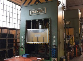 Emanuel 200 ton H-Frame P91004053