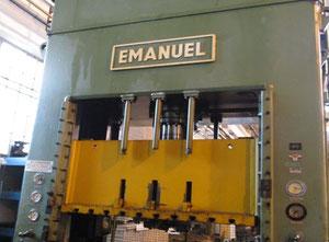 Prasa Emanuel 200 ton H-Frame