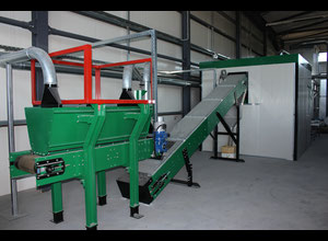 Irs Italia HAMMER MILL Recycling machine