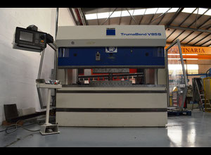Trumpf TrumaBend V85S Press brake