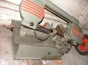 Scie à ruban pour métal Forte -