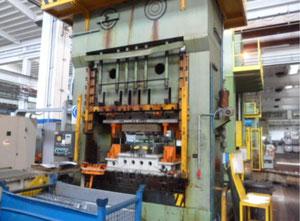 Farina Presse 400 ton H-Frame Presse