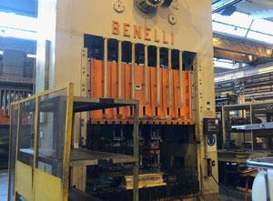 Metal Pres Benelli 400 ton H-Frame
