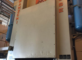 Manzoni Presse 630 ton H-Frame + Feeder Line SARONNI P91004097
