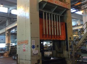 Mecfond 400 ton H-Frame Presse