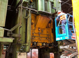 Agostino Colombo 630 ton H-Frame P91004103