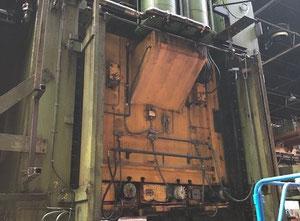 Agostino Colombo 630 ton H-Frame Presse