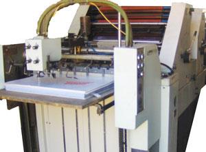 Adast DOMINANT 724P Offsetdruckmaschine 2 Farben