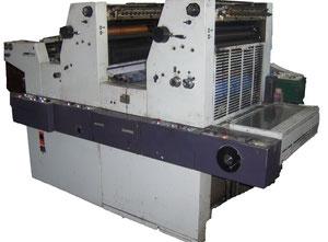 Adast DOMINANT 524P Offsetdruckmaschine 2 Farben