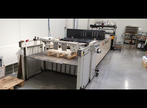 SPS Vitessa Screen printing machine