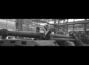 Froriep 8000Х40 mm Blechrundbiegemaschine - 4 Walzen