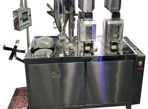 Lodha LSCF -45 Double Loader Semi Automatic Capsule Filling Machine, LSCF - 45