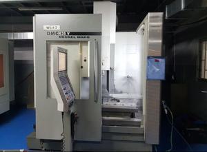 Deckel Maho DMC 635 V Machining center - vertical (new compressor)