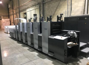 Heidelberg SM 52-5 LX Offset five colours