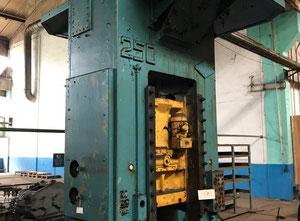 Trimming press TMP Voronezh KA2534 - 250 ton