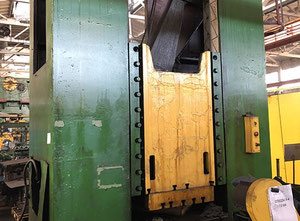 Trimming press Zdas LU630 A - 630 ton