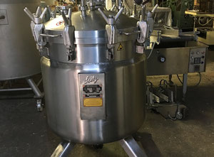 Pressure stirred tank Seitz DB 200ACFW, pharmaceutical / chemical machine