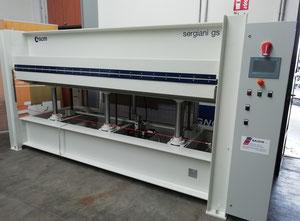 Pressa a caldo Sergiani GS 6/90 3000x1300 PA-BO