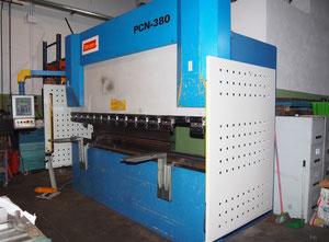 Blecken 80x3000 Abkantpresse CNC/NC