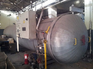 Cyclotherm  Autoclave for tires