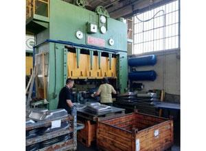 Used RADAELLI DELFINO H frame double sided mechanical press