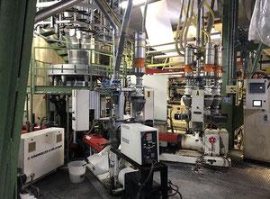 Vytlačovací linka WINDMOELLER & HOELSCHER - REIFENHAUSER -