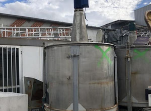 Tank STAINLESS STEEL MIXING TANK 4500L