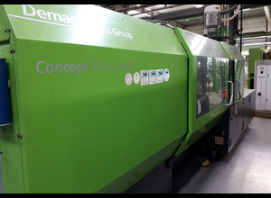 Demag Concept 350-710-1450 Injection moulding machine