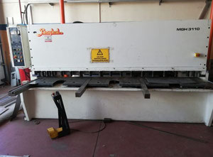 Baykal MGH 3110 CNC shears