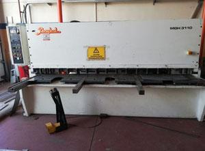 Baykal MGH 3110 CNC Schere