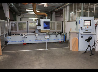 Weeke Profiline BHC 260 P91009093