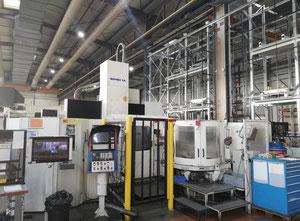 Berthiez TVR 1000 Karusselldrehmaschine CNC