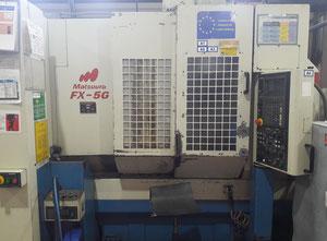 Matsuura FX-5G cnc vertical milling machine